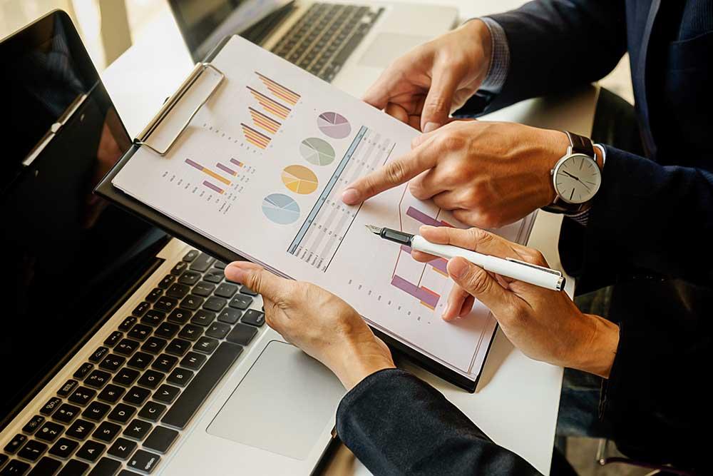 report analisi del debitore